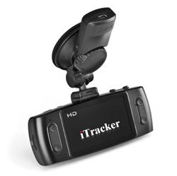 iTracker GS6000-A2 GPS Autokamera Full-HD Dashcam Blackbox Carcam DVR