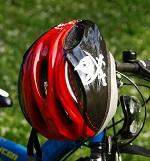 Actioncam - Helm mit Lüftungsschlitzen