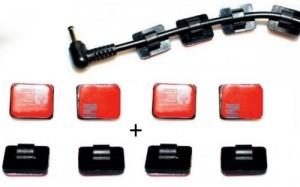 BlackVue DR550GW-HD - Kabelfuehrung