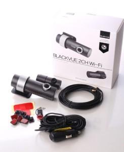 BlackVue DR550GW-HD - Lieferumfang