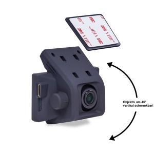 iTracker STEALTHcam - Dashcam Befestigung